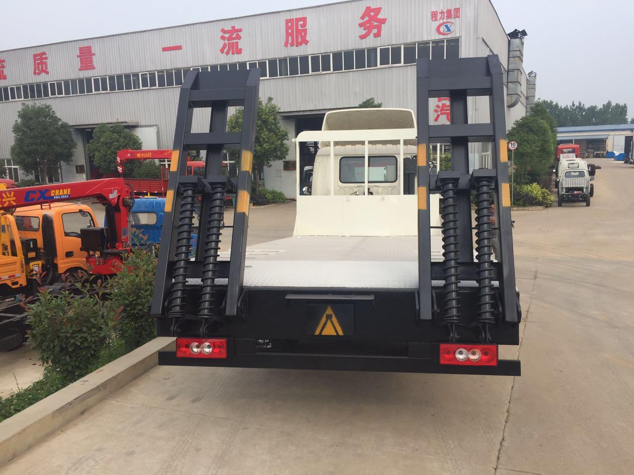 【随州】国五福田欧马可平板车 单桥平板车 价格12.00万 二手车