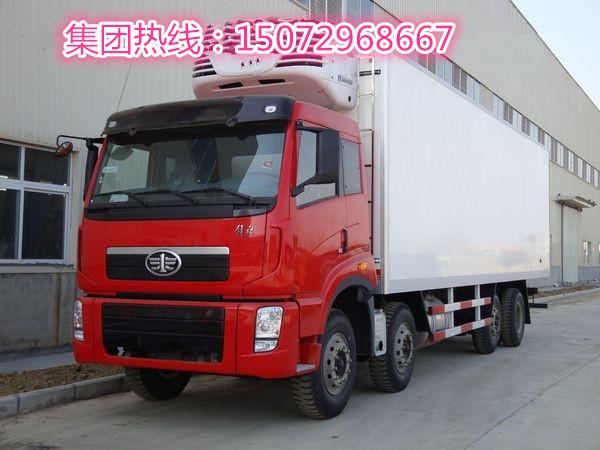冷藏车 CLW5080XLC5二手车
