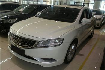 南昌吉利汽车 博瑞 2016款 1.8T 自动 尊雅型二手车
