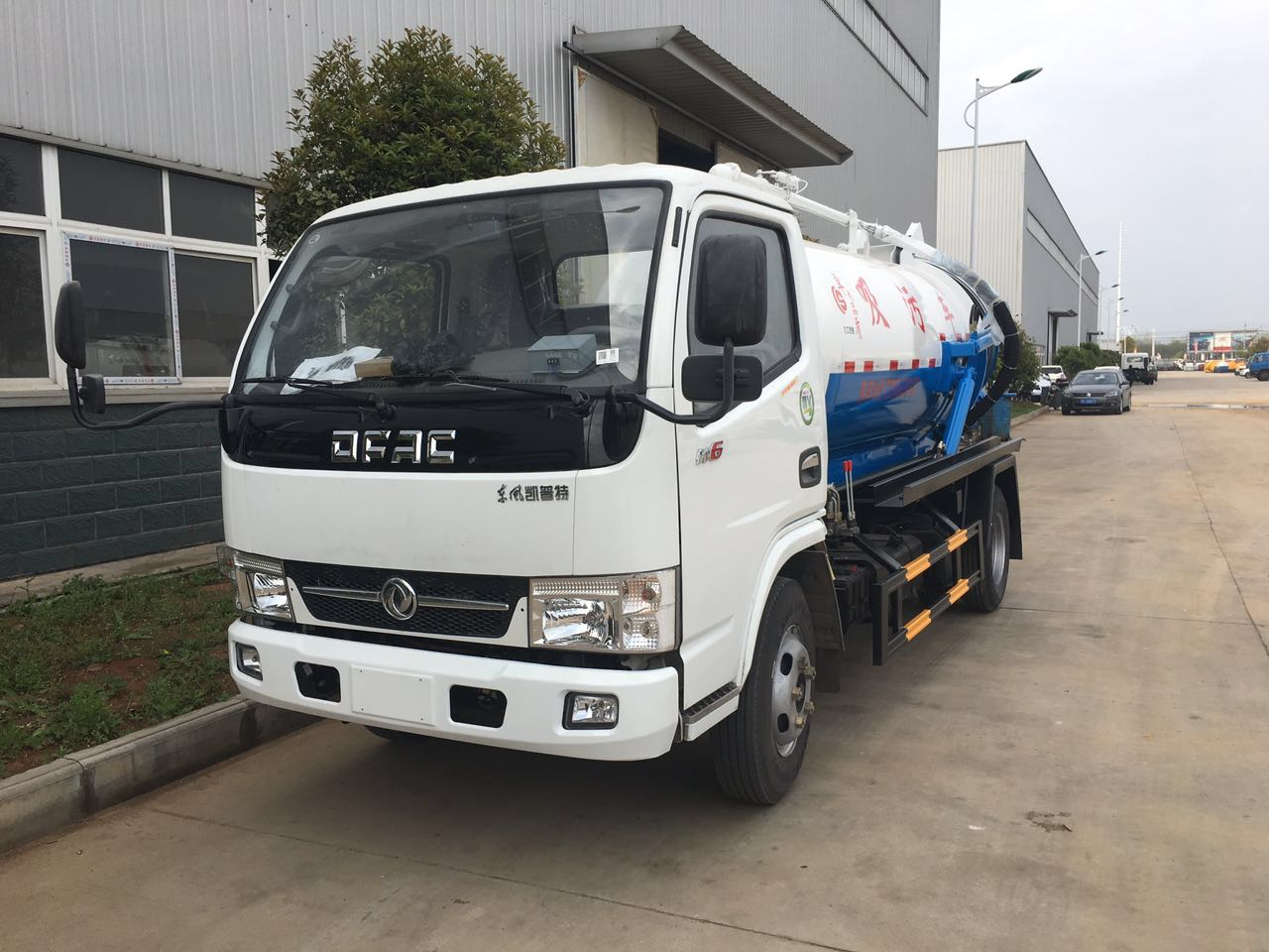 【随州】东风牌 洒水车 价格3.88万 二手车