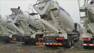 【果洛】转让二手混凝土搅拌车 手续齐全 价格13.00万 二手车