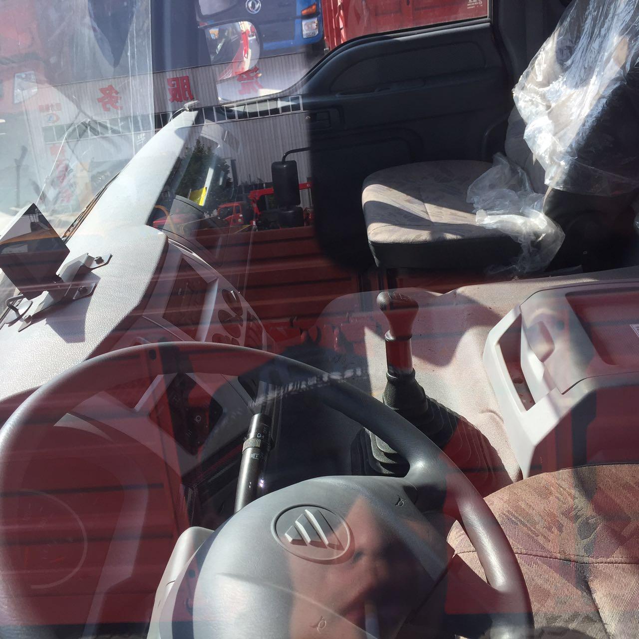 【随州】福田欧曼前四后八随车吊 价格28.00万 二手车