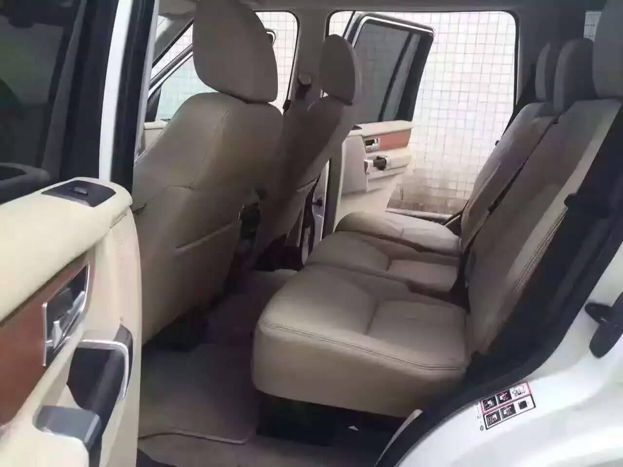 【无锡】路虎发现四 价格25.00万 二手车