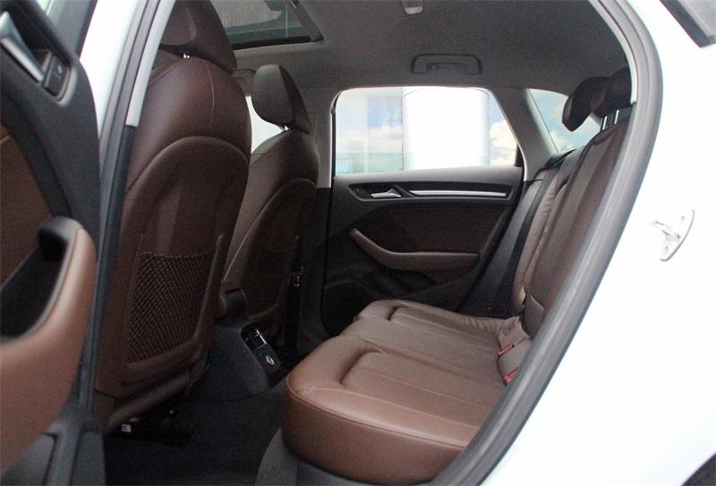 【长沙】2014款 奥迪A3 Sportback 35 TFSI 舒适型 价格17.38万 二手车
