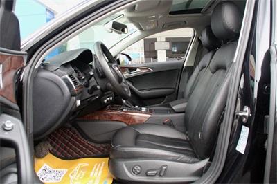 【长沙】2014款 奥迪A6L TFSI 标准型 价格30.58万 二手车
