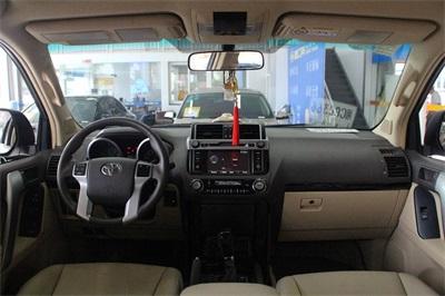【长沙】丰田2014款 普拉多(进口) 2.7L 自动豪华版 价格38.58万 二手车