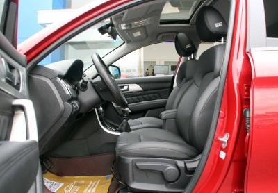 【长沙】2016款 哈弗H2 1.5T 手动两驱豪华型 价格8.80万 二手车