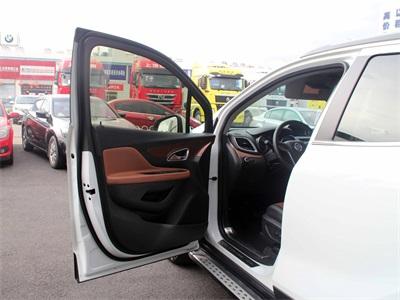 【长沙】别克2014款 昂科拉 1.4T 自动两驱都市领先型 价格10.28万 二手车