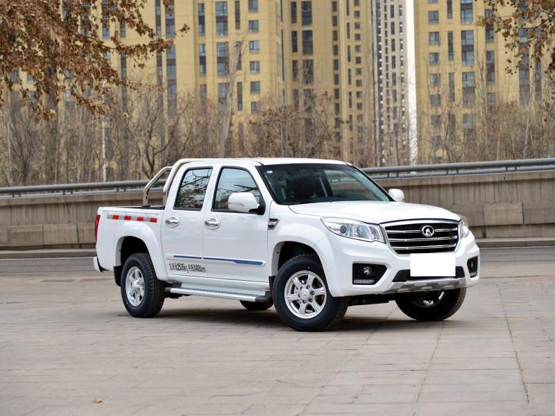 【北京】长城风骏6 2.0T两驱精英型4D20B 价格6.50万 二手车