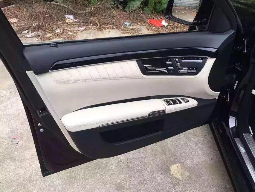 【佛山】12年奔驰 S500L 4MATIC Grand Edition 价格18.00万 二手车