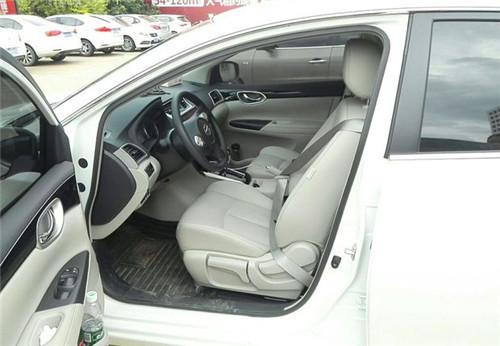 【莆田】轩逸 2012款 1.6XL CVT豪华版 价格9.86万 二手车