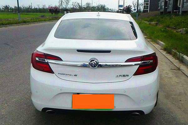 【福州】君威 2015款 1.6T 领先技术型 价格12.53万 二手车