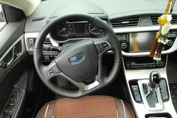 【福州】吉利帝豪GL 1.3T自动精英版 价格8.32万 二手车