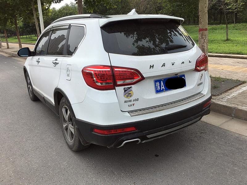【郑州】2015款1.5手动挡哈佛H6 价格8.80万 二手车