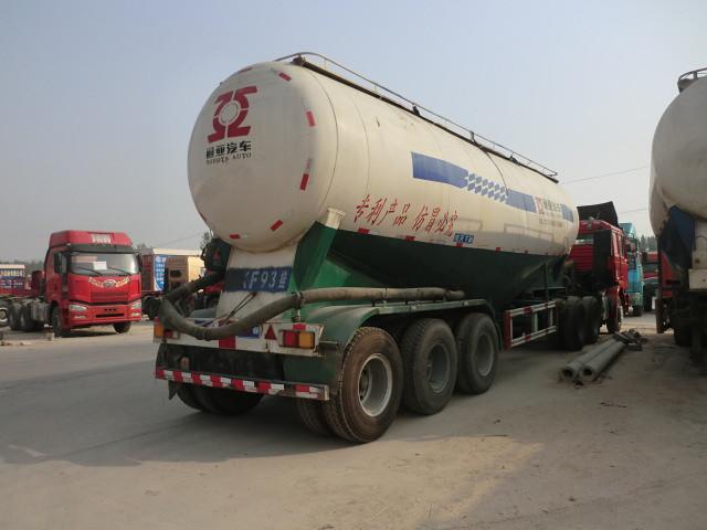 【资阳】转让70立方散装水泥罐运输车 价格7.00万 二手车