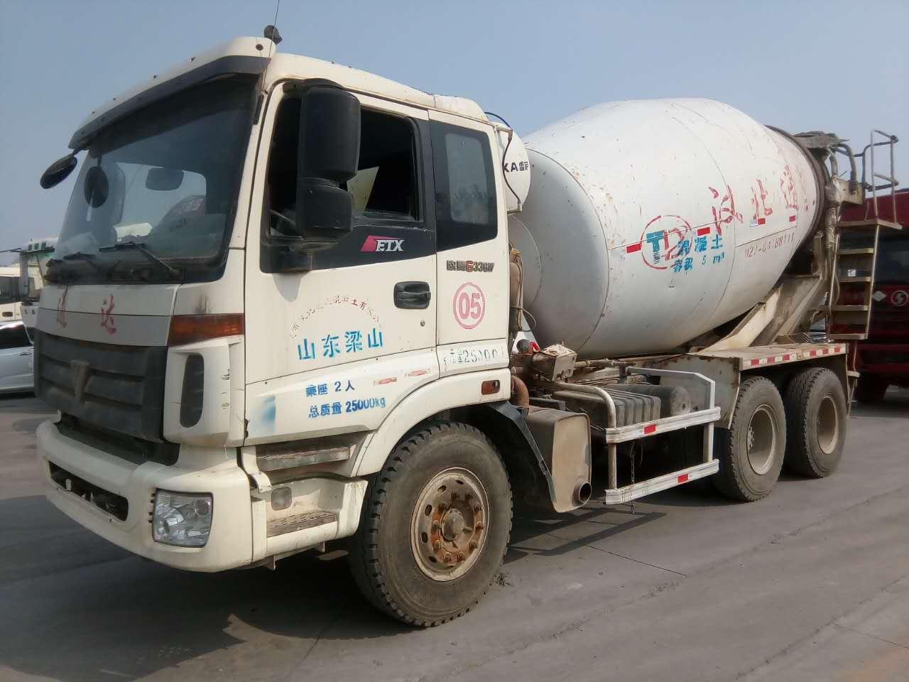 【济宁】混凝土搅拌车 价格10.00万 二手车