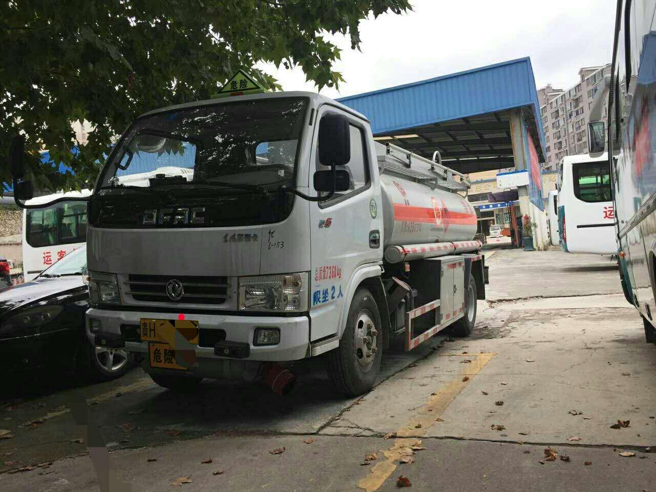 【重庆】油罐车多少钱一台?油罐车限时优惠 价格3.50万 二手车