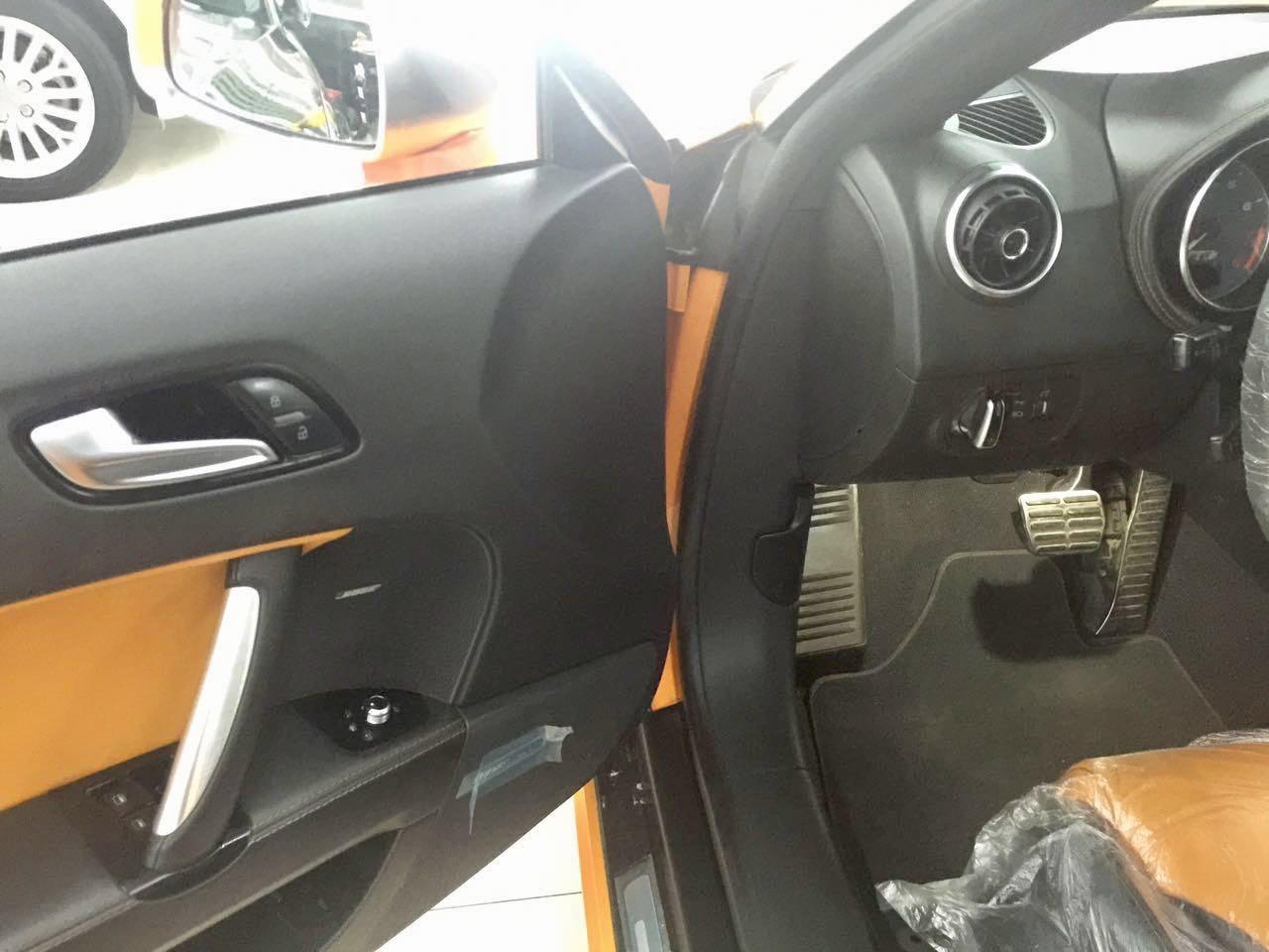 【苏州】奥迪TTS   2011款 价格26.80万 二手车