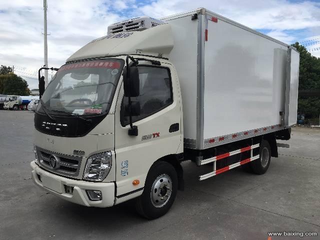 福田奥铃4.2米冷藏车二手车