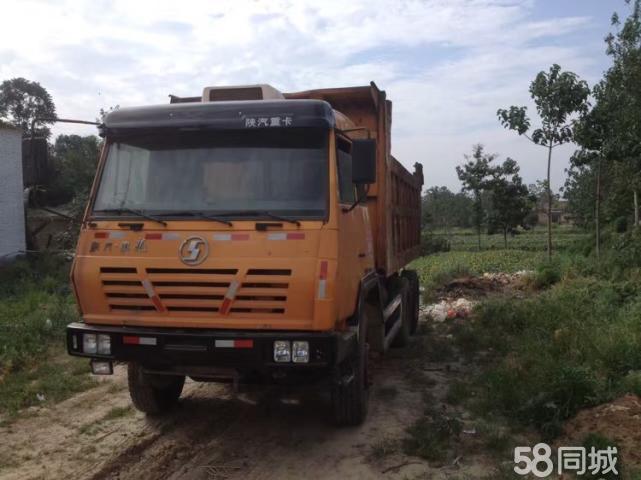 忻州奥龙车队,出售多台奥龙后八自卸车二手车