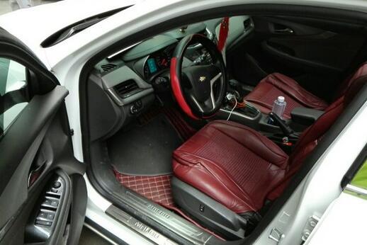 雪佛兰迈锐宝 2017款 1.5T 手自一体 旗舰版二手车