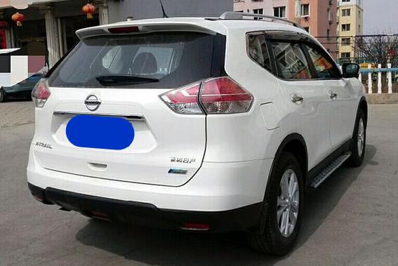 日产奇骏 2014款 2.0L CVT舒适版 2WD二手车