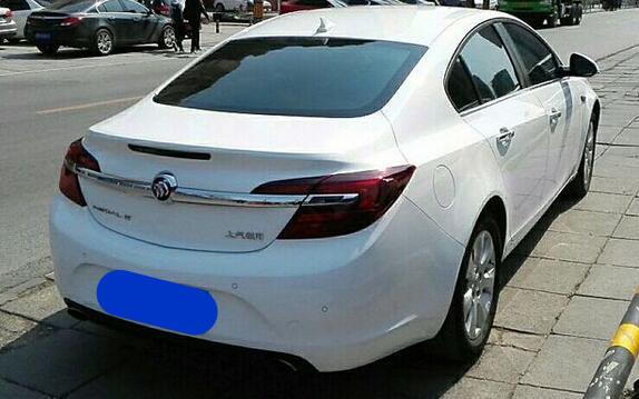别克君威 2015款 1.6T 精英技术型二手车