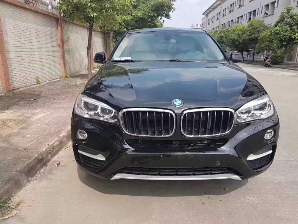 深圳16款宝马X6二手车