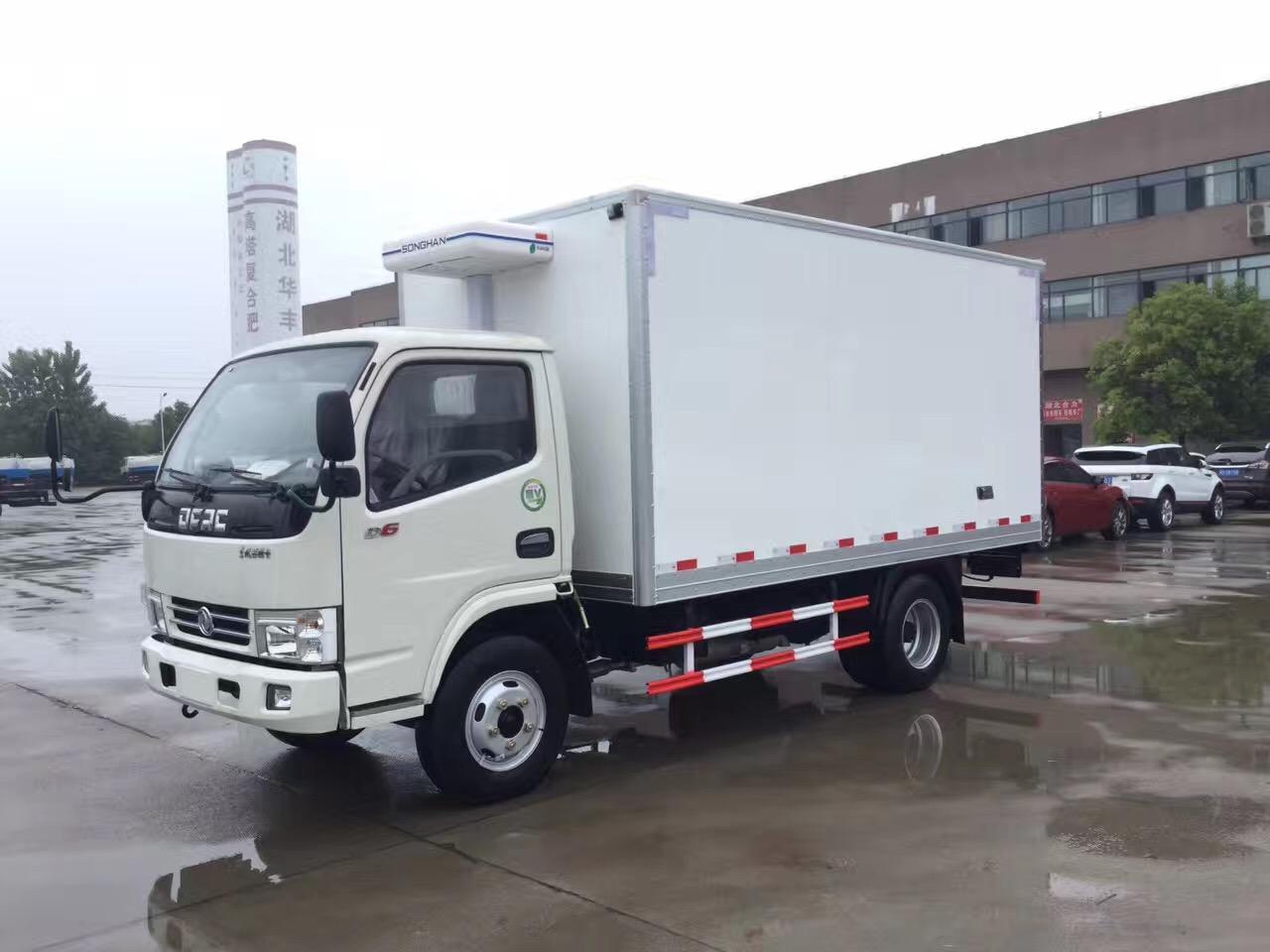东风多利卡D6冷藏车价格