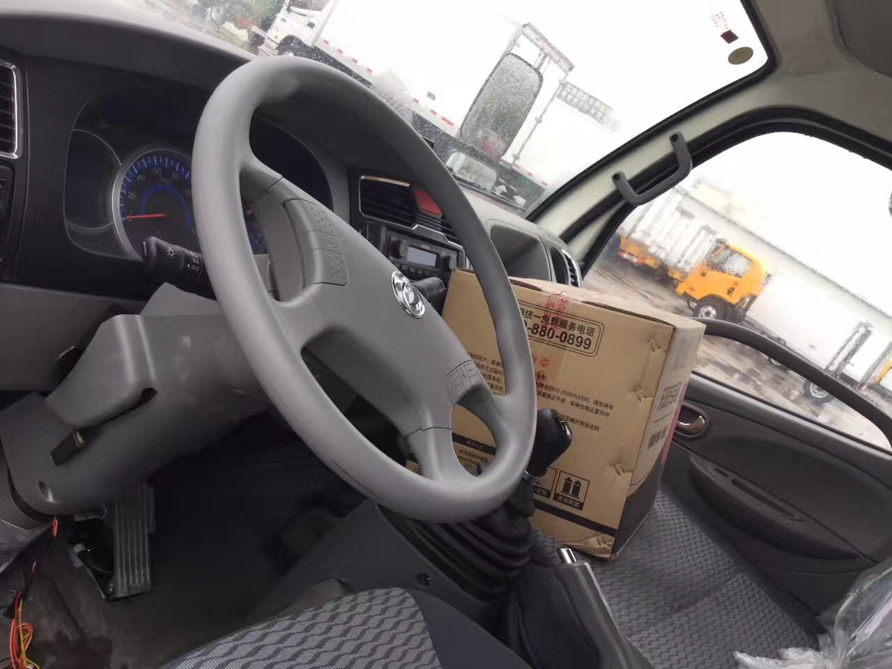 东风多利卡D6冷藏车价格二手车