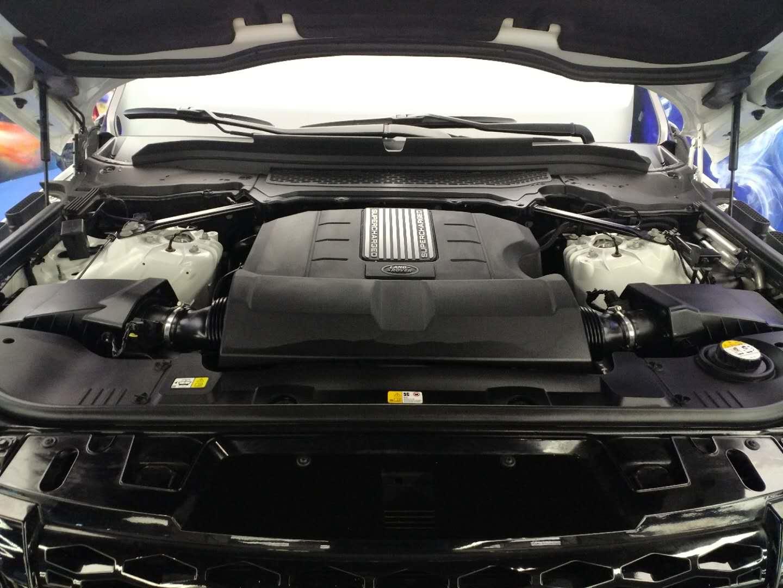 16款 揽胜运动版 3.0 V6 SC HSE Dynamic二手车