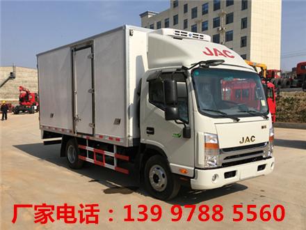 东风天锦6.8米/7.8米/9.6米冷藏车保温车二手车