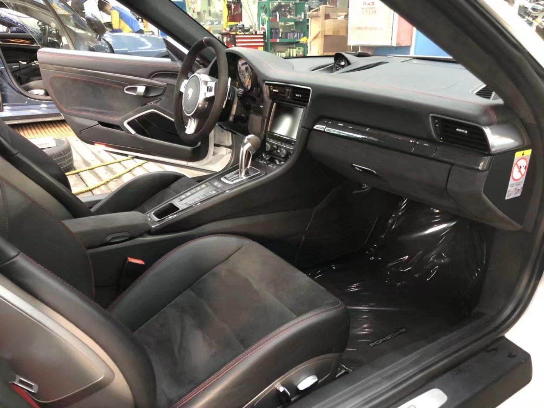 2017款保时捷911-GT3二手车