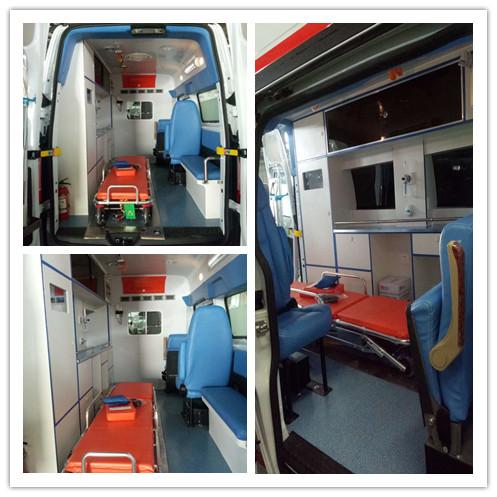 【随州】松达救护车厂家改装救护车特点优势 价格17.00万 二手车