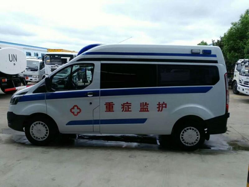 【随州】全顺救护车医疗舱配置决定是否适合商家 价格17.00万 二手车