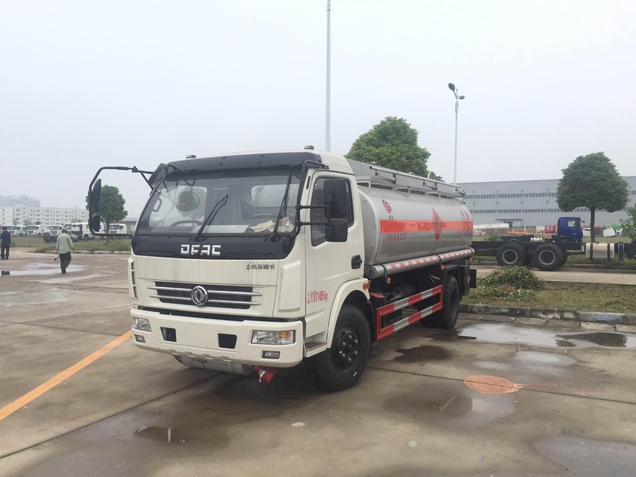 【随州】东风牌油罐车 价格10.80万 二手车