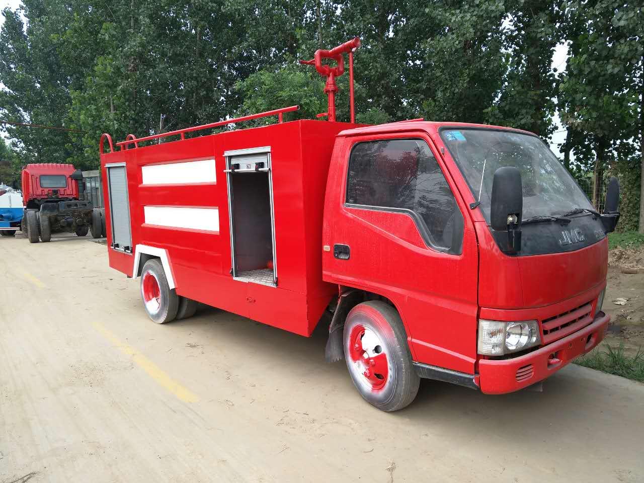 时风风顺5吨消防车二手车