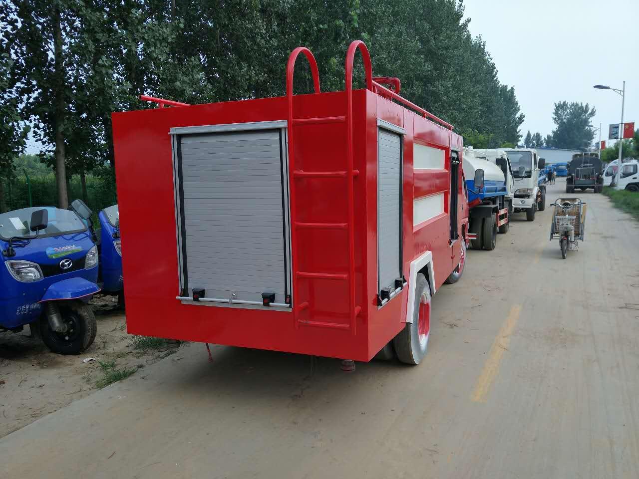 【北京】时风风顺5吨消防车 价格2.50万 二手车