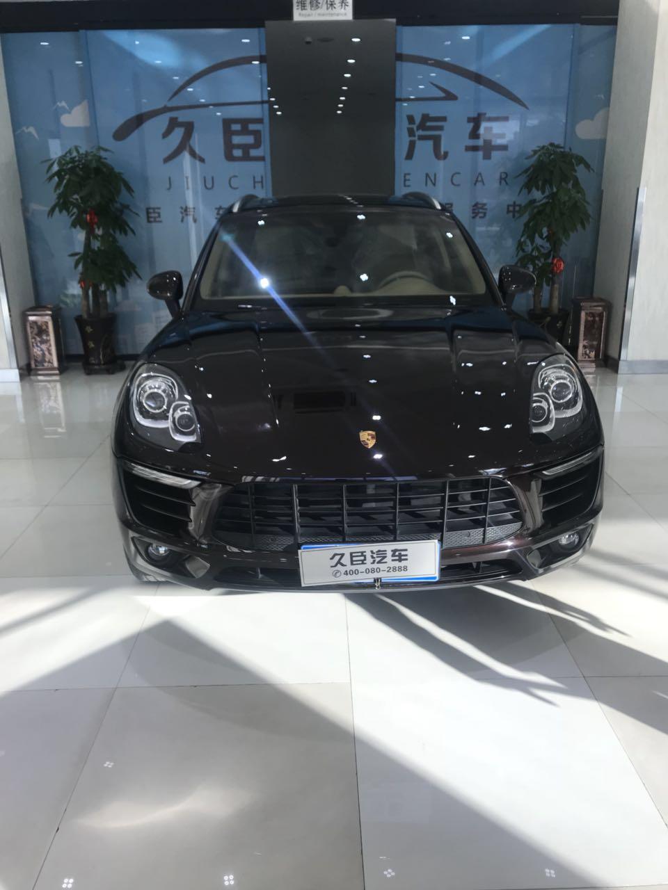 【抚顺】保时捷.迈凯 价格56.80万 二手车