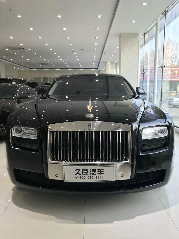 【抚顺】劳斯莱斯.古斯特 价格348.90万 二手车