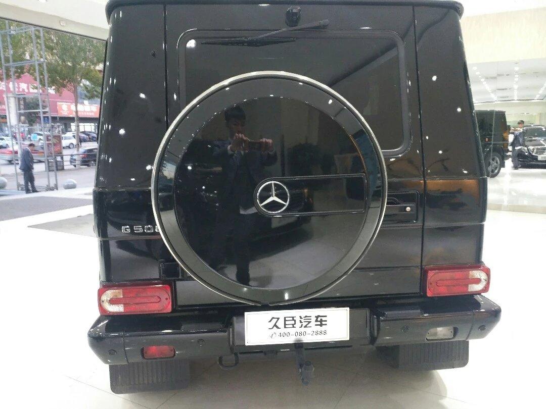 【抚顺】奔驰大G 价格183.00万 二手车