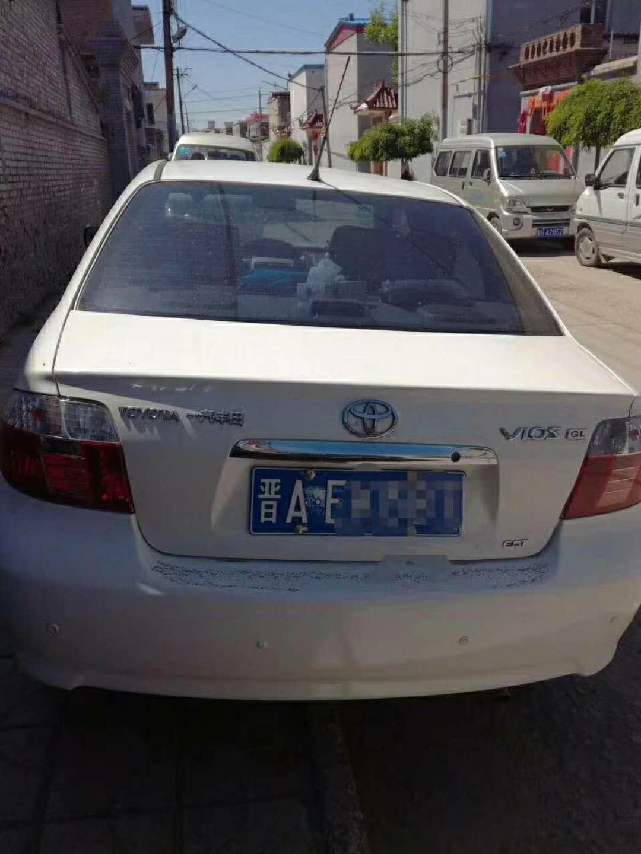 【忻州】2006年丰田威驰 价格1.90万 二手车