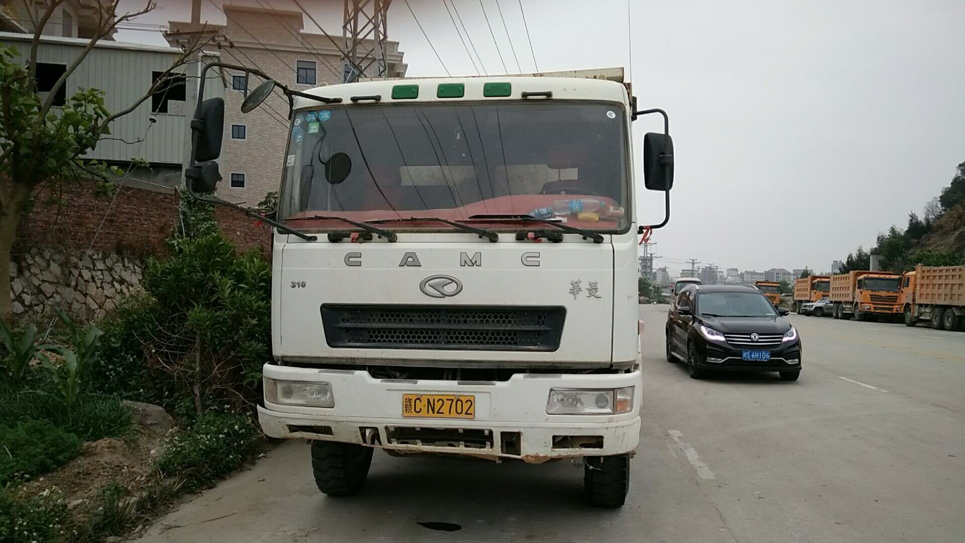 【宜春】重型自卸车 价格17.00万 二手车