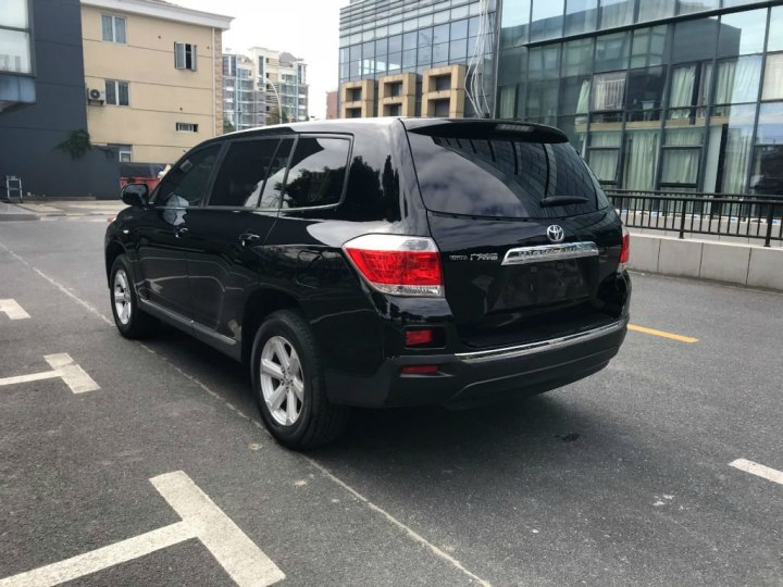 【宁波】汉兰达 价格18.68万 二手车