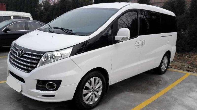 【绵阳】江淮瑞风M5商务车 价格10.50万 二手车
