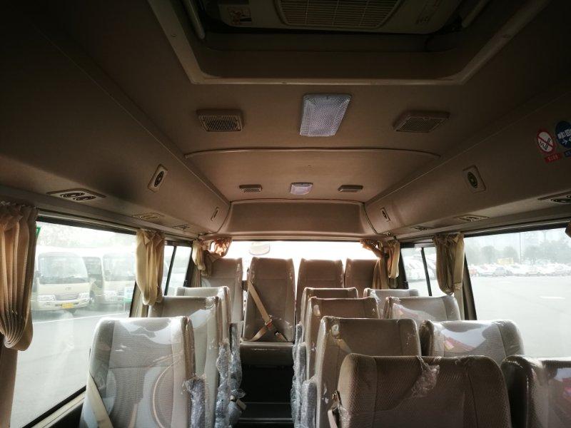 中植电动商务客车