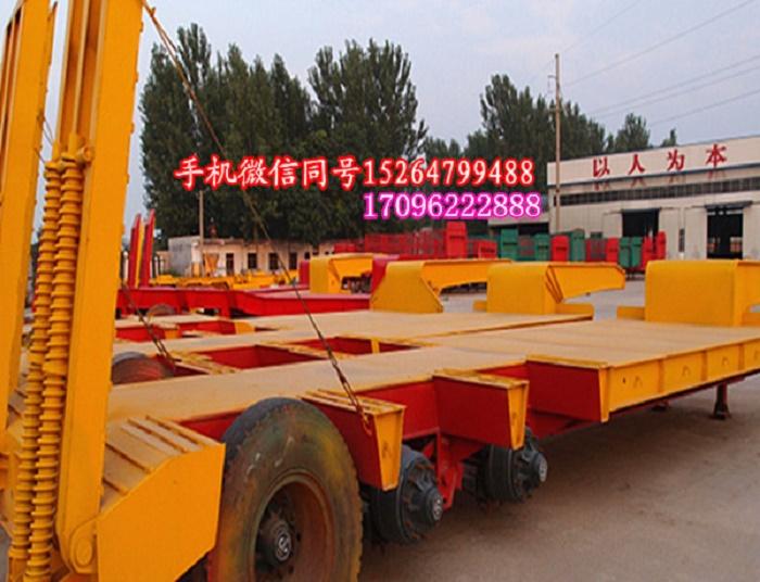 【天津】转让12米5 骨架半挂车负责过户 价格2.00万 二手车