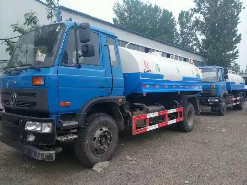【榆林】10吨二手绿化洒水车厂家直销货到付款 价格2.00万 二手车