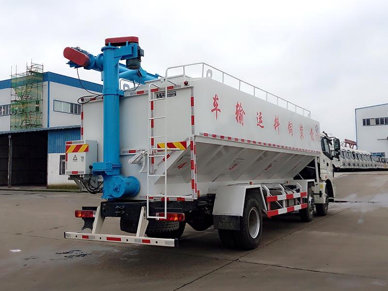 【随州】15吨散装饲料运输车厂家直销价格/图片/配置   价格18.00万 二手车