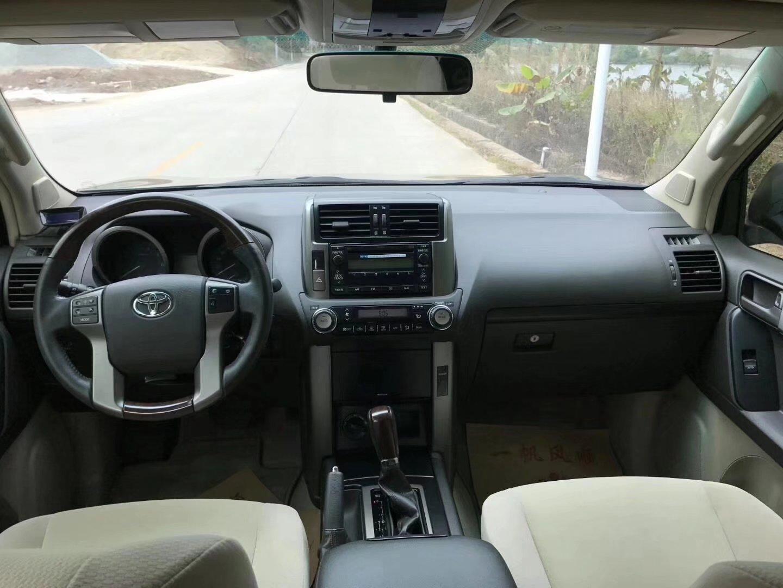 【庆阳】2014中东版丰田霸道2700 TXL  价格33.80万 二手车